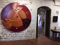 Vézelay (F) - Gothic room