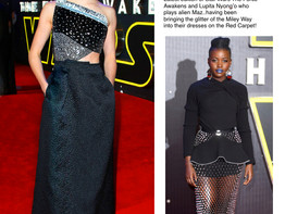 Fashion inspired by Star Wars The Force Awakens