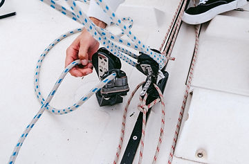 U-Pulleyes for Sailboats