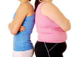 I have PCOS it causes me to gain weight...and it's real.