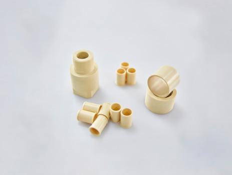 Bronze durch PEI-Kunststoff ersetzen?