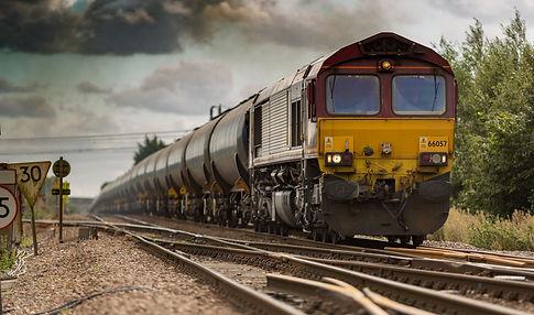 Plastics for Railway Industry