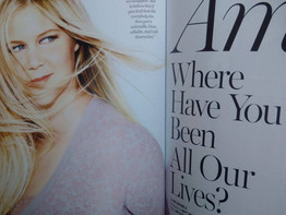 The Glamour Magazine Plus Experiment.... was it a success or was it a failure?