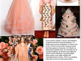 Asos Curve Blush Lace Midi Dress