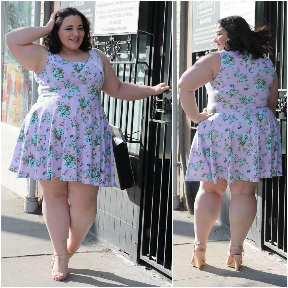 Bbw sexy dress