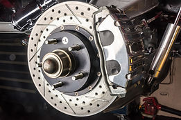 Recuperation brakes