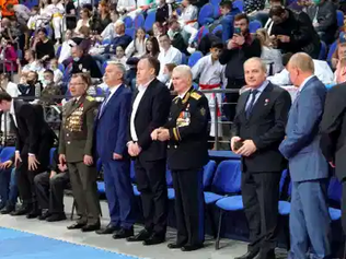 13th Russian National Karate Tournament - Plastmass Group is the main sponsor