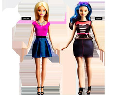 "New Barbie doesn't undo the mistakes made by past ""Eating Disorder Barbie."""