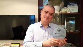 "Plastmass Group榮獲""中國煤炭礦業博覽會小雕像""獎"