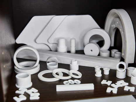 Finished parts made of PLASTMASS PET (bushings, bearings, format parts)