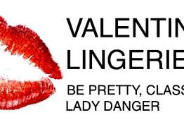 Lingerie For Valentine's Day!