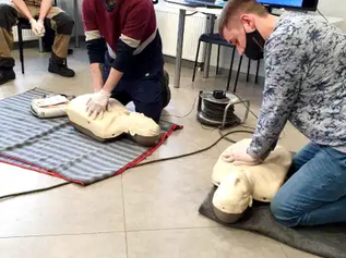 First Aid & Safety Training for our Employees