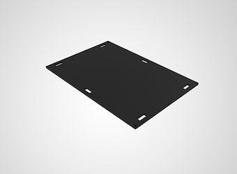 Plastic Road Plates / Floor Protection