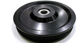 Plastmass Group begins manufacturing pulley wheels made of INKUPOM C material (based on polyacetal)