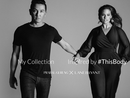 Review, Prabal Gurung's new Line for Lane Bryant.. Cool Girl Clothes
