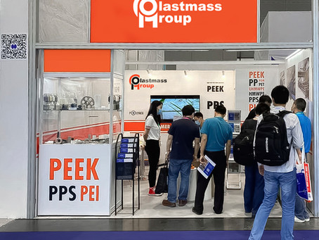 PLASTMASS Group at Chinaplas 2021