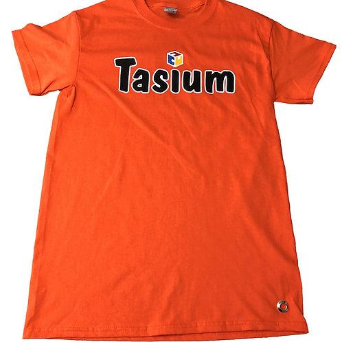 Orange Fidget Infused T-Shirt