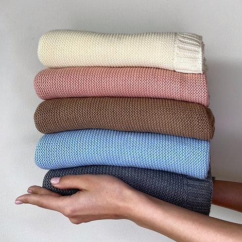 Bavlněná deka Basic