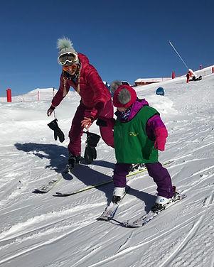Private lessons Ski with Abi