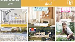 Le Gers dans les médias : plus de 55 articles ont vanté la Destination en avril