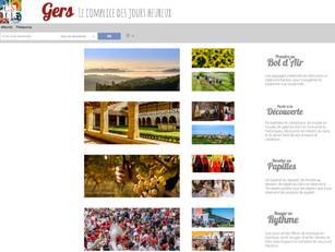 """Le CDT partage des images de qualité de la """"Destination Gers"""" : 27 partenaires en ont béné"""