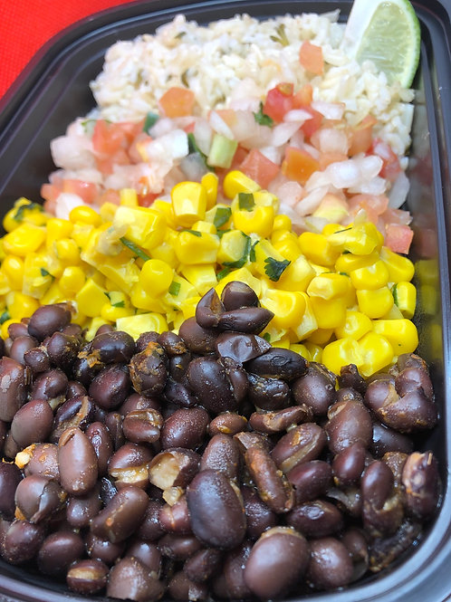 Black Bean Taco Bowl-Aug 1