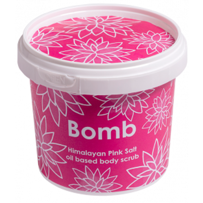 PINK HIMALAYAN SALT Scrub corpo BOMB COSMETICS