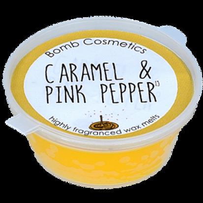 CARAMEL E PINK PEPPER Cialda profumata BOMB COSMETICS