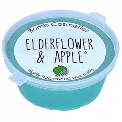 ELDERFLOWER E APPLE Cialda profumata BOMB COSMETICS