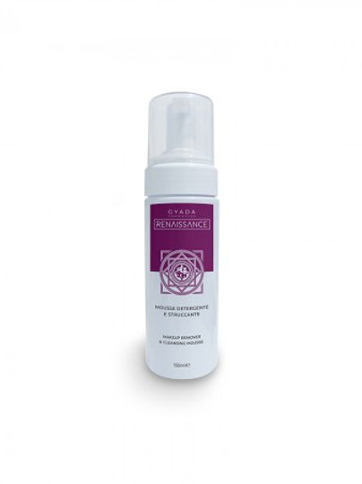 MOUSSE DETERGENTE STRUCCANTE - GYADA COSMETICS
