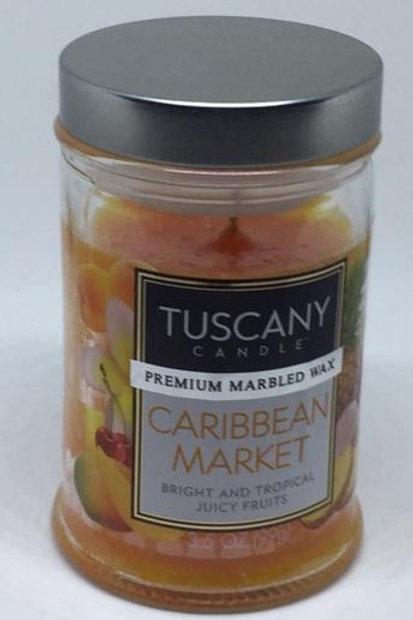 CARIBBEAN MARKET Piccolo TUSCANY CANDLE