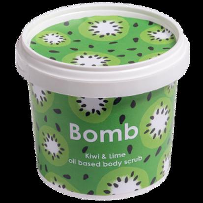 KIWI & LIME Scrub corpo BOMB COSMETICS
