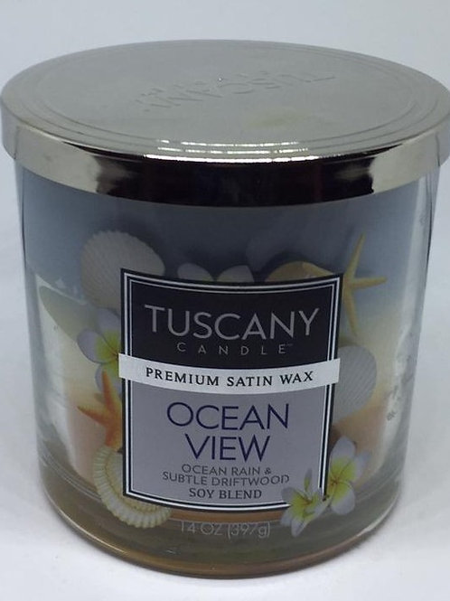 OCEAN VIEW Media TUSCANY CANDLE