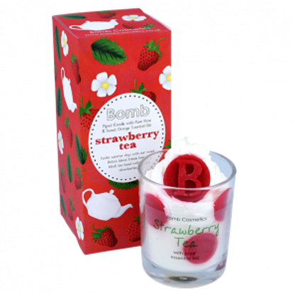 STRAWBERRY TEA WHIPPED CANDLE BOMB COSMETICS