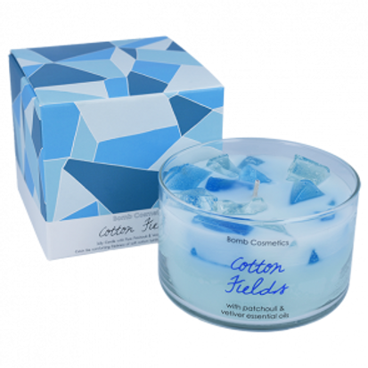 COTTON FIELDS JELLY CANDLE BOMB COSMETICS