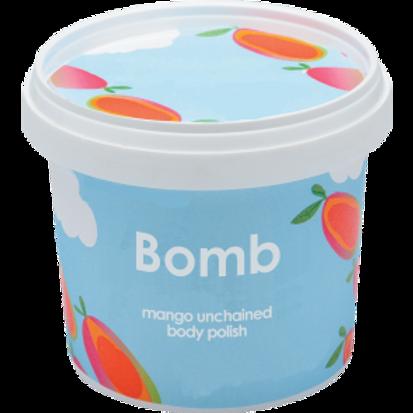 MANGO UNCHAINED BODY POLISH BOMB COSMETICS