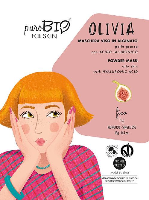 OLIVIA Maschera viso FICO - puroBio
