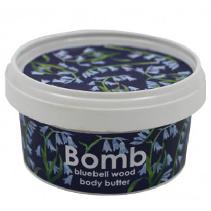 BLUEBELL WOOD BODY BUTTER BOMB COSMETICS