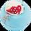 Thumbnail: MAD HATTERS TEA PARTY Bomba da bagno - BOMB COSMETICS