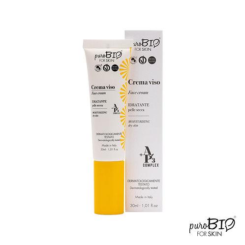 Crema viso idratante - puroBio