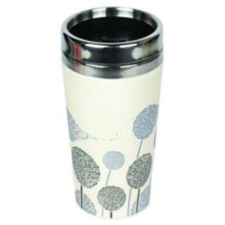 DANDELIONS Thermos bamboo Woodway