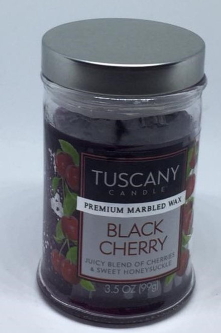 BLACK CHERRY Piccolo TUSCANY CANDLE