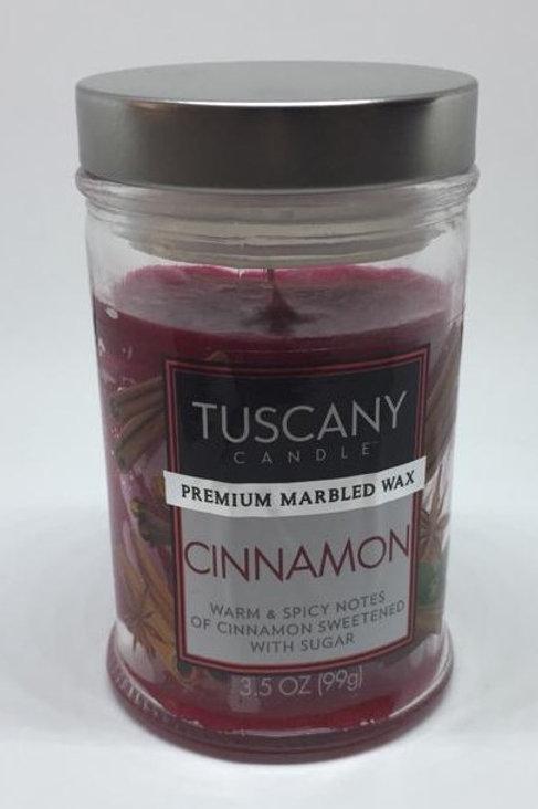 CINNAMON Piccolo TUSCANY CANDLE