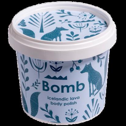 ICELANDIC LAVA Body polish BOMB COSMETICS