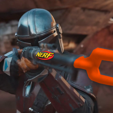 Nerf Is Upping Their Star Wars Game By Releasing A 4ft-long Mandalorian Blaster Rifle