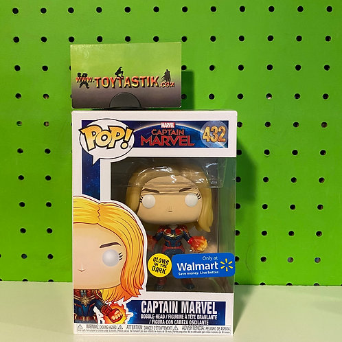 Funko Pop Vinyl Captain Marvel Exclusive