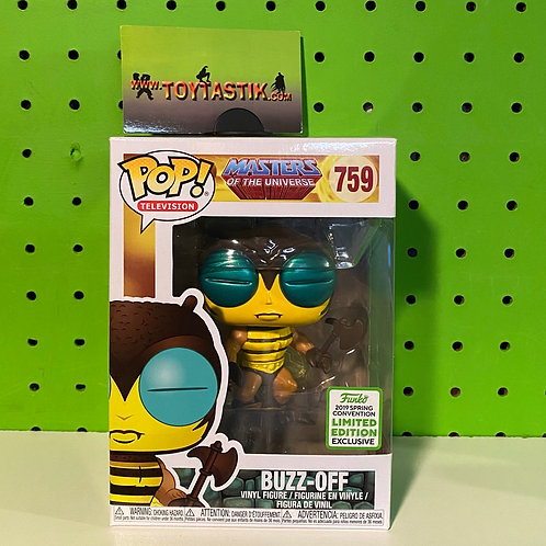 Funko MOTU Classics Buzz-Off Exclusive