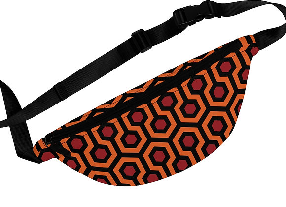 Overlook Hotel Pattern from The Shining Fanny Pack or Shoulder Bag