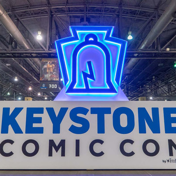 ReedPop Announces Cancellation of 2020 Keystone Comic Con, Hints at Online Event.