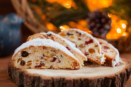 Old-Fashioned German Stollen
